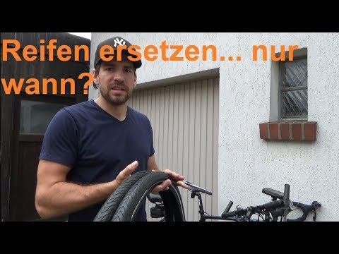 Wann müssen Fahrradreifen ersetzt werden? Wie lange halten Fahrradreifen Reifen Fahrrad wechseln