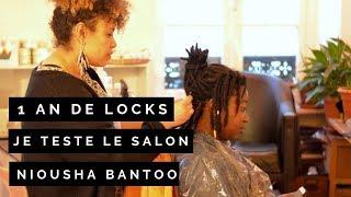 ANNIVERSAIRE 1 AN DE LOCKS - LOCKTICIENNE NIOUSHA BANTOO | AfroMangoCie