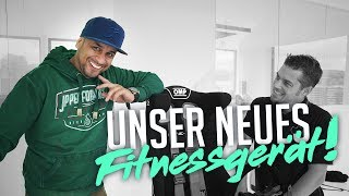 JP Performance - Unser neues Fitnessgerät!
