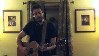 Ari Hest House Concert - Sunset Over Hope Street