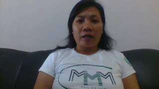 MMM helps Jayna Balaguer 1 300 php