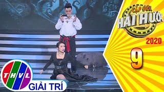 Cặp đôi hài hước Mùa 3 - Tập 9: Về với nhân gian – Việt Trang, Đông Hải