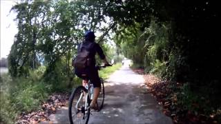 preview picture of video 'Bike to Bang khun tian seaside.01'