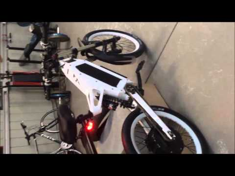 stealth bomber electric bike for sale