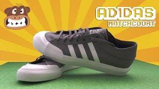buy online b5051 1ca1a Adidas - Matchcourt Shoes  UNBOXING  - hmong.video