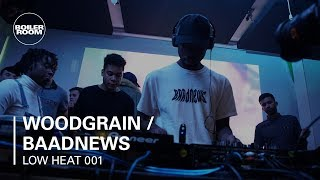 Woodgrain / Baadnews | LOW HEAT 001