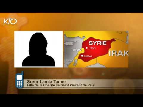 Parole d'Orient - Soeur Lamia Tamer