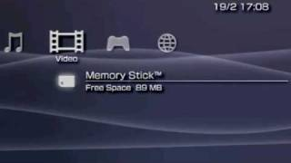 Игровая консоль PSP, How To Download PSP Games And Put On Memory Card FOR FREE (CFW Only)