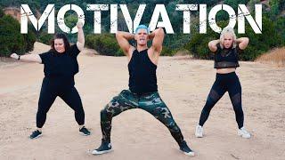 Motivation   Normani | Caleb Marshall | Dance Workout