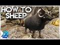 How To Tame Ovis Where to Find and Why They Are Rare Mutton Ark Survival Evolved