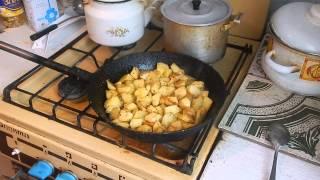 Как жарить картошку