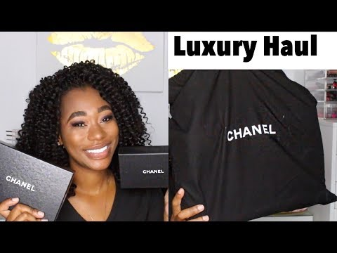 Chanel Collective Handbag Haul |ChimereNicole