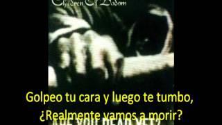 Children Of Bodom - If you want peace prepare for war Subtitulada español