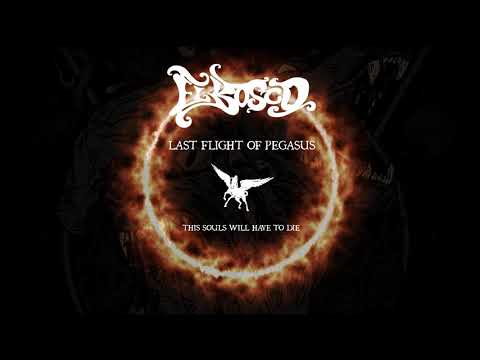 El Bosco - Last Flight Of Pegasus (OFFICIAL LYRIC VIDEO)
