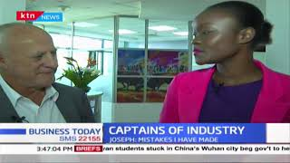 Michael Joseph outlines how he ventured in aviation and telecom industry | Captains of Industry