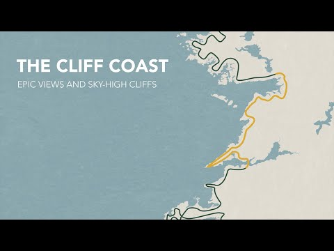 The Wild Atlantic Way: Cliff Coast