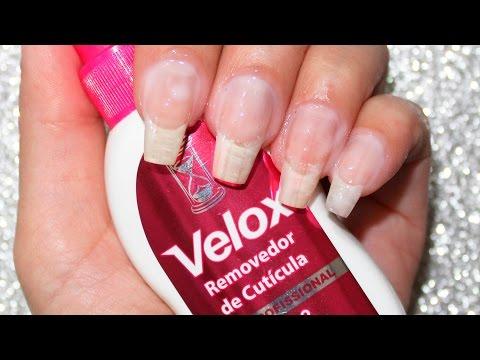 Como Usar Removedor de Cutícula Velox | TUTORIAL | Unhas da Lalá