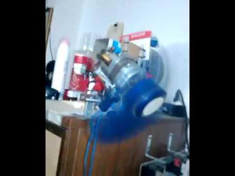 ventilatore  fisso  per laboratori fai da te