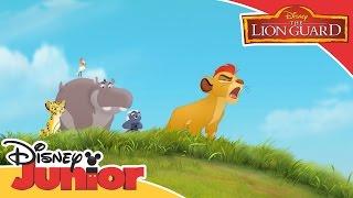 قيادة الأسد الحارس - زئير كايون  | The Lion Guard - Kion's Roar