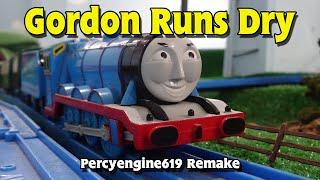 Tomy Gordon Runs Dry