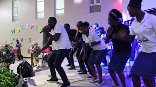 City Shakers Live On Stage At City Harvest Worship Revival 2019 Sifa Sebene