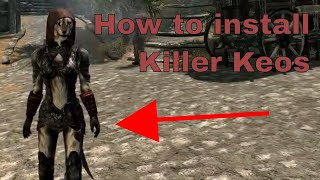 Skyrim | How to install Killer Keos Skimpy Armor Replacer manually