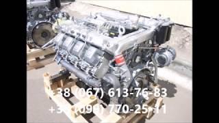 Замена двигателя КАМАЗ 740.31-260
