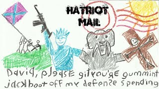 Hatriot Mail: MAGA USA TRUMP 4EVERE