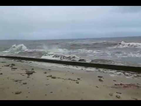 Praia violenta em Barra de santo Antônio