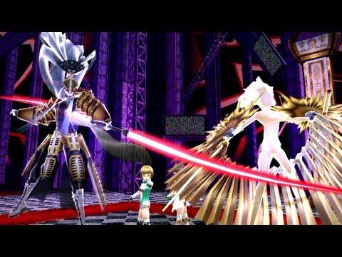 [HD] [PS Vita] Persona 4 Golden - Optional Boss: Reaper