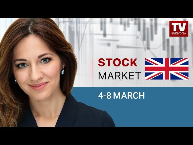 InstaForex tv calendar. Stock Market: weekly update (March 4 - 8)