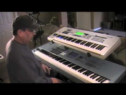 Creating The Kat n Keys Sound