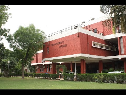 Faculty of Management Studies, New delhi video cover1