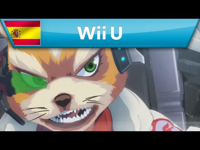 Star Fox Zero: Comienza el combate - Adelanto