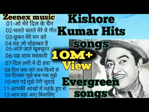 Download Kishore kumar hits | Best of Kishore Kumar || puraane gaane || old hindi songs kishore kumar HD Mp4 3GP Video and MP3