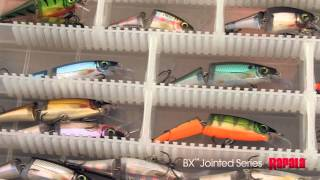 Rapala bx jointed shad 6