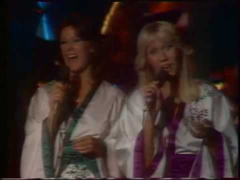 ABBA  - Happy Hawaï (live in London, 1977)