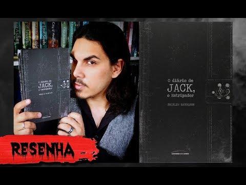 Resenha O DIÁRIO DE JACK, O ESTRIPADOR + Sorteio (Universo dos Livros)
