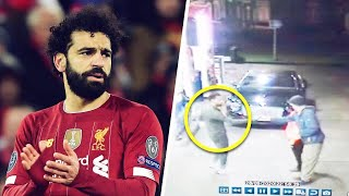 What Mo Salah did to defend a homeless man sums him up perfectly | Oh My Goal