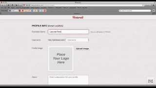 How To Set-Up Your Pinterest Business Account For Success By Pinterest Expert Anna Bennett.mp4
