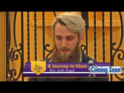Journey to Islam | Josh Angel, A former Musician Converts to Islam