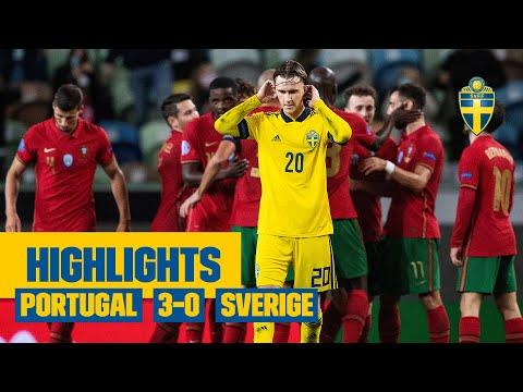 Portugal 3-0 Sweden