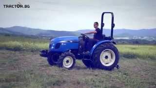 Трактор LS R36I