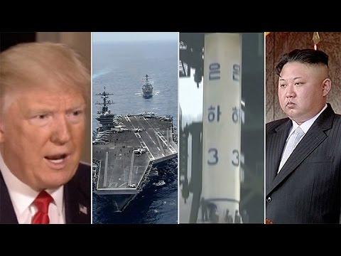 Video: Corea del Norte lanzó un nuevo misil y desafía a EEUU
