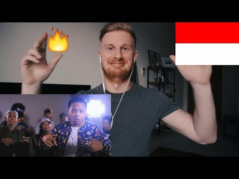 (FIRE!!) Qorygore - The Beast (Official Music Video) // INDONESIAN RAP REACTION
