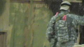 preview picture of video 'TSK Airsoft CQB Tac City Airsoft 2/6/10'
