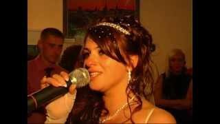 Трогательная и нежная песня невесты!!!