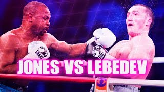 Roy Jones Jr vs Denis Lebedev (Highlights)