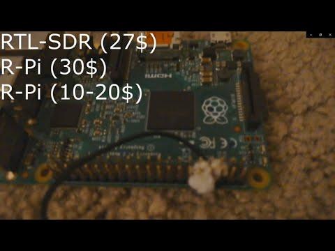 How To Setup A Raspberry Pi With RTL-SDR Server - смотреть