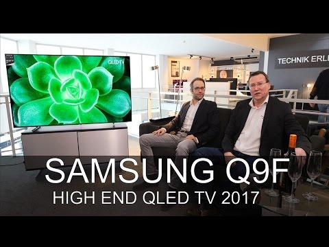 Samsung 65Q9F QLED - Produktvorstellung - Thomas Electronic Online Shop - QE65Q9F - UE65Q9F